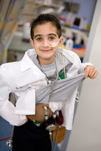 Alex is the first Floridian and the 68th child in North America to receive a Berlin Heart.
